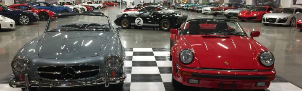Atlanta Motor Car Club and Storage