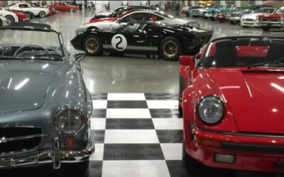 Atlanta Motorcar Club & Storage Is Loaded With Car Enthusiasts and Social Events