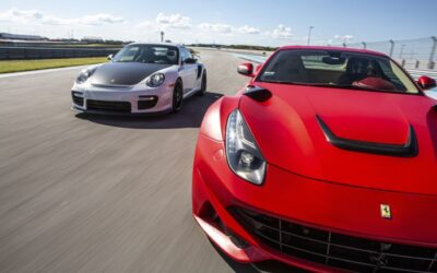 New Miami Concours Car Club and Race Track Includes Luxurious Spa & Restaurant