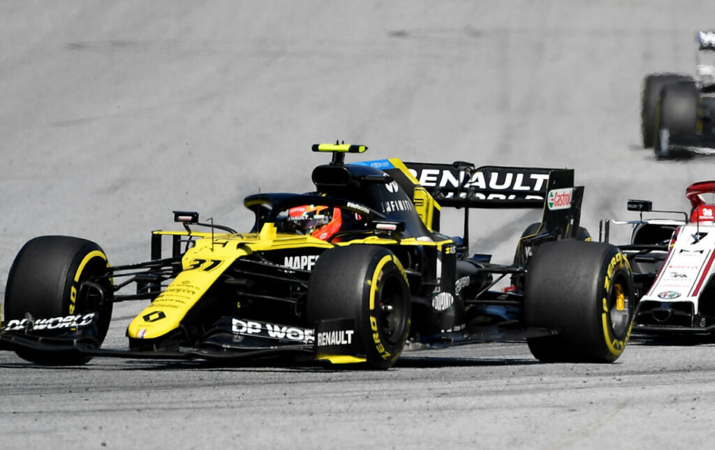 Race Tack Car