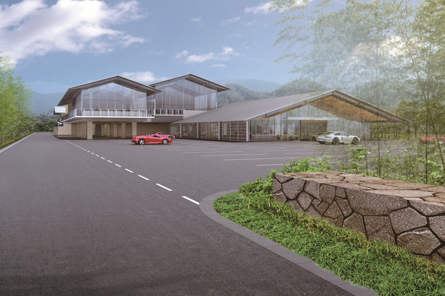 The Magarigawa Club To Open In Early 2022 And Is Already Sold Out.