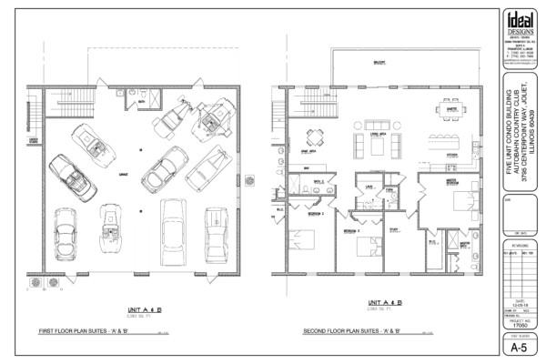 Floor Plan For Storage Garage
