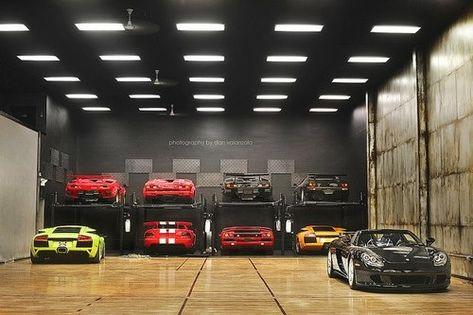 Inside Garage MRS Houston Garage Storage