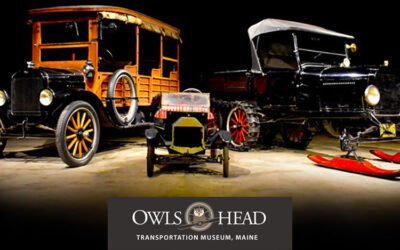 Award Winning Car Collection At The  – Owls Head Maine