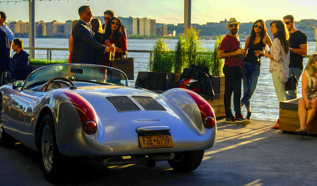 Rent A Luxury Supercar and Enjoy All The Events At The Manhattan Classic Car Club