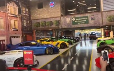 M1 Concourse & Motorsport Club Could Be The Largest Luxury Private Car Condo Community Ever Built