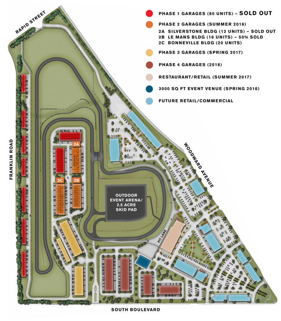M1 Champion Motor Speedway & Racetrack