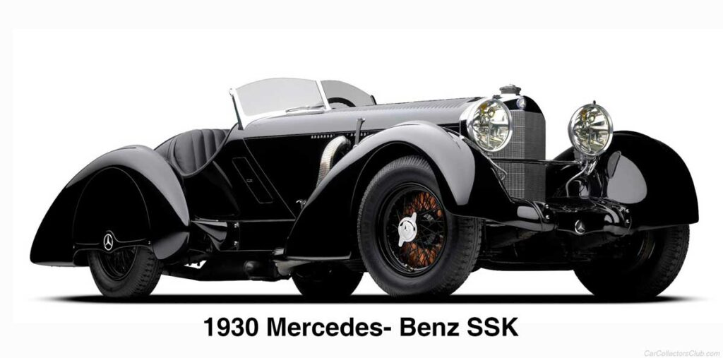1930 Mercedes Benz