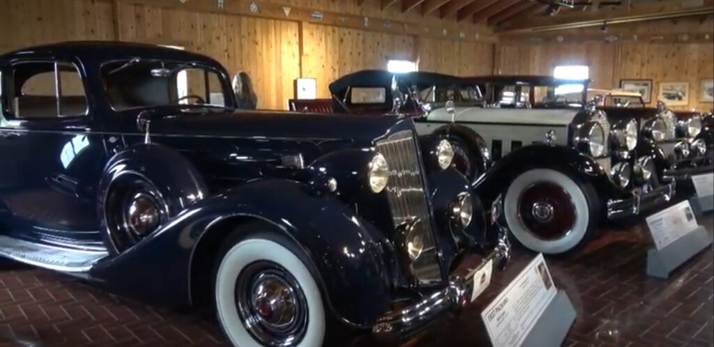 Gilmore Car Collection and 9 Independent Museum