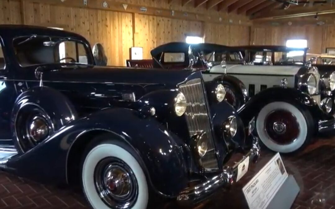 Gilmore Car Museum – One Of The Largest Car Collections In The World