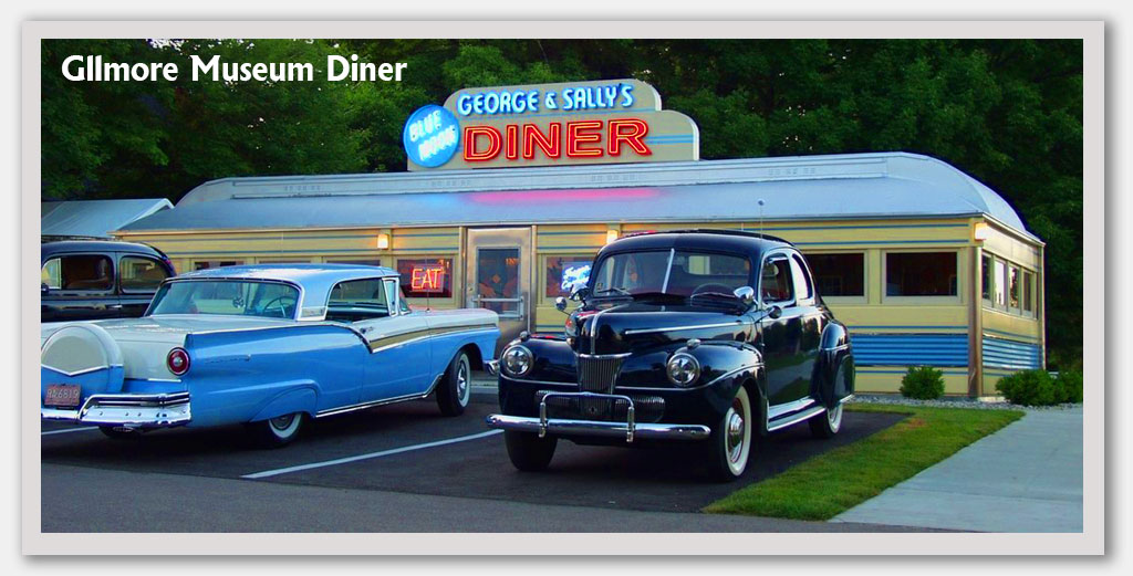 1941Diner The Gilmore Museum
