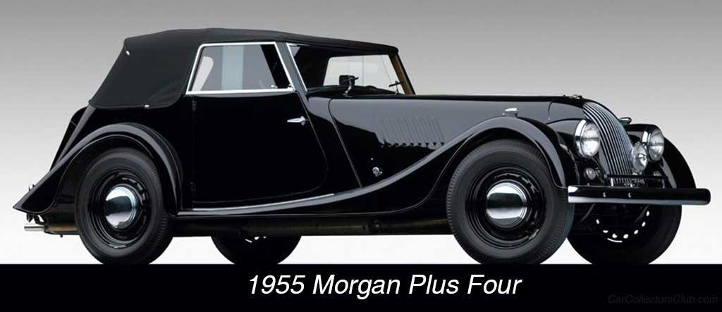 car 1955 Morgan Plus Four