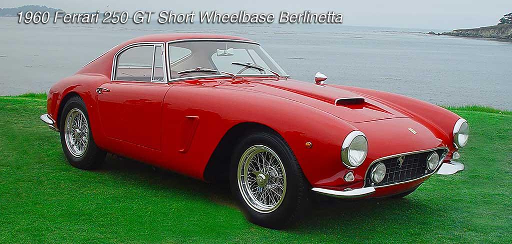 1960 Ferrari Car