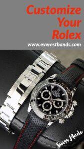 Rolex Race Car Watch