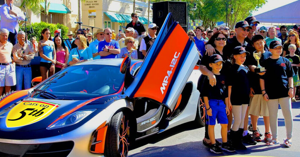 cars show in naples florida
