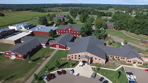 Gilmore Museum Photo From The Sky