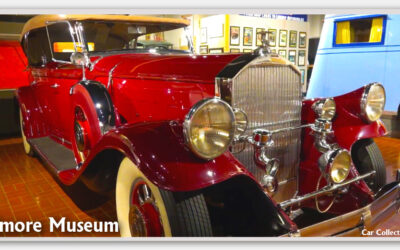 Gilmore Museum List Of Cars (Over 300)