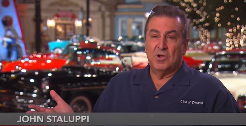 John Staluppi Talking About his Private Car Collection