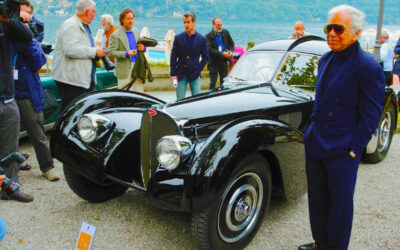 Ralph Lauren's Private Car Collection Including 23 Cars Updated 2021