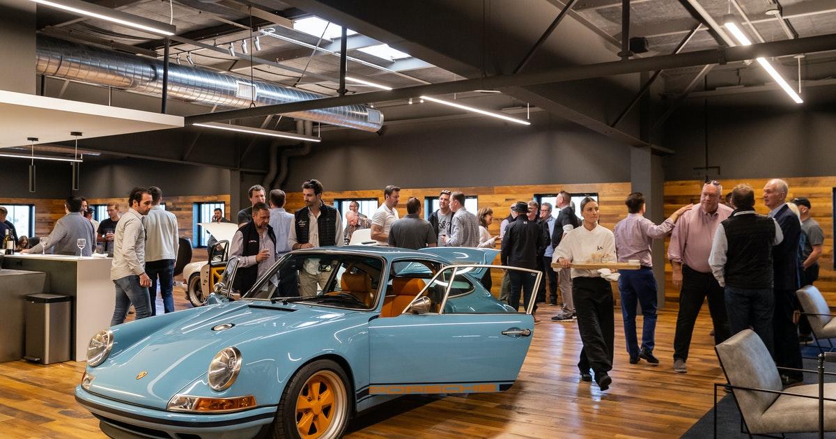 Inside The OTTO Car Club