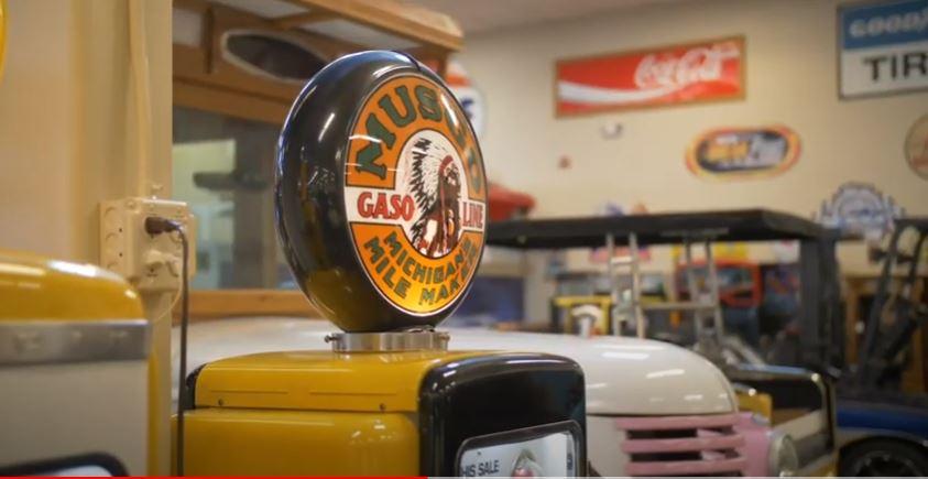 Auction Automobile Memorabilia For Sale