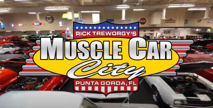 Muscle Car City Cars