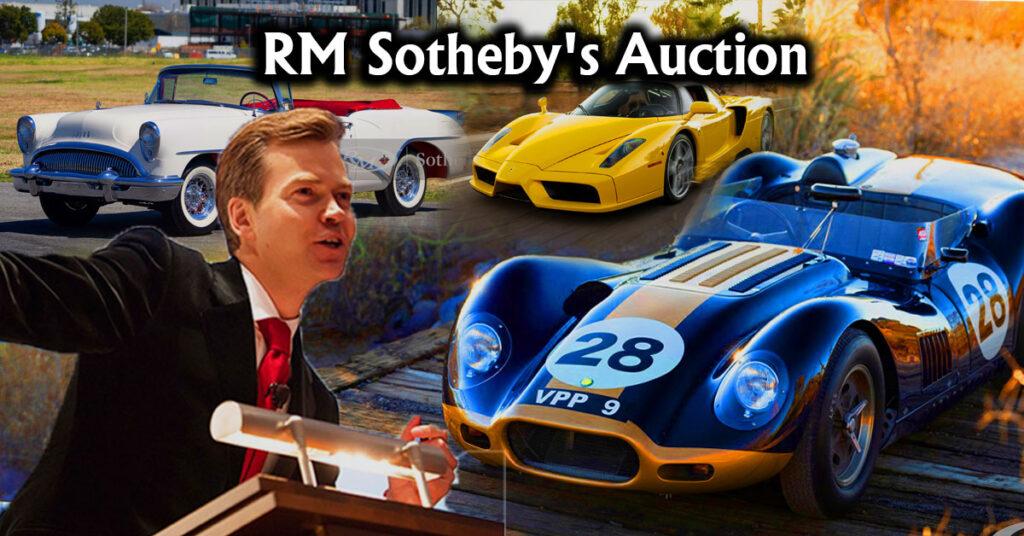 RM Sotheby's Live Auction