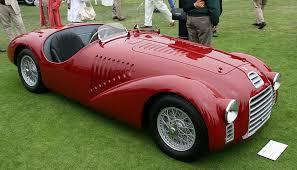 1947 Ferrari 125 Sport Car
