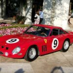 Ferrari car show