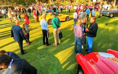 Palm Beach Ferrari Cavallino Classic Car Show Rescheduled to April 21-24, 2021