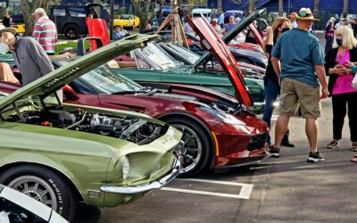 New Hagerty Garage and Social Car Club Open's In Delray Beach Florida