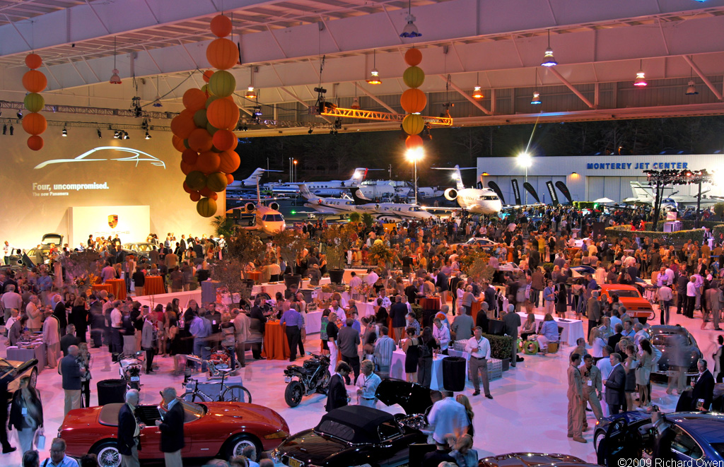 McCall's Motorworks Revival Car Auction