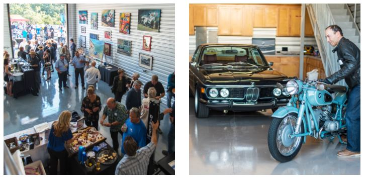 Grand Open of the Monterey Car Club