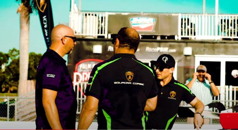 Raceway Driver Members