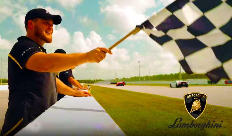 Raceway Checkered Flag