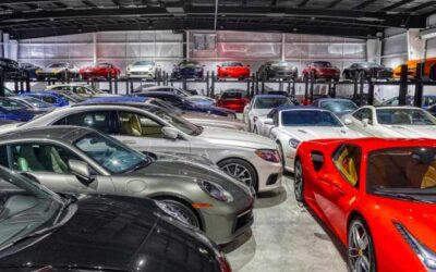 Palm Beach Garage and Car Storage Move To A New West Palm Beach Florida Location