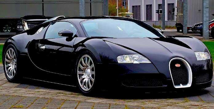 Tom Bradys Bugatti Veyron