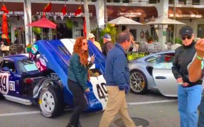 Cars on 5th 17th Annual Car Show Hosted by Ferrari Club of America – Naples Florida