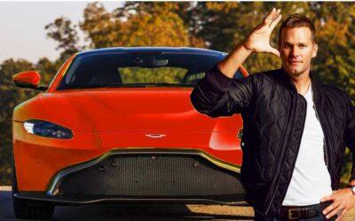 Tom Brady's New 2021 Super Bowl Car Collection Includes a Ferrari, Rolls Royce, Bugatti, Tesla & More…