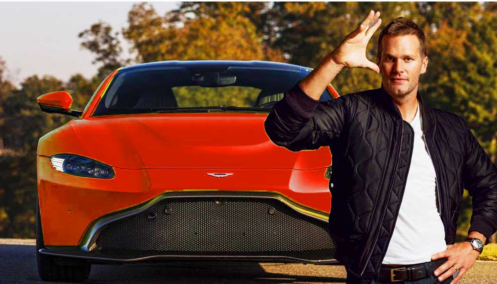 Tom Brady's New 2021 Super Bowl Car Collection Includes a Ferrari, Rolls Royce, Bugatti, Tesla & More…