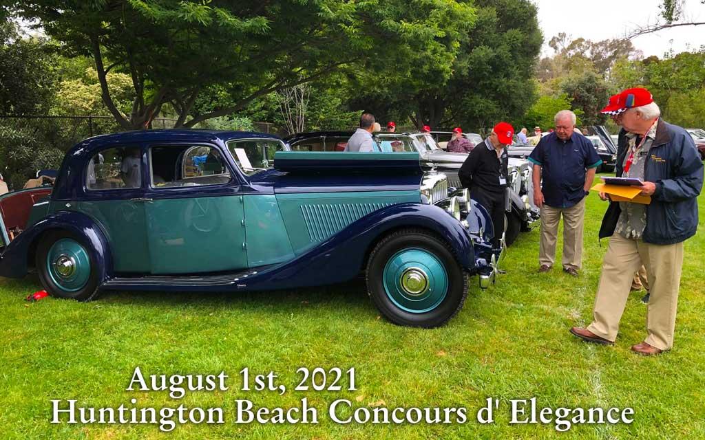 Huntington Beach Car Show