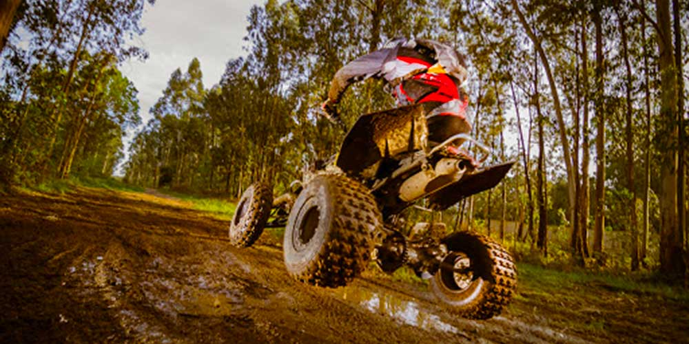 ATV and Off Road Track