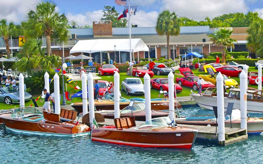Keels & Wheels 11th Annual Auto & Boat Concours d'Elegance Starts in May 2021