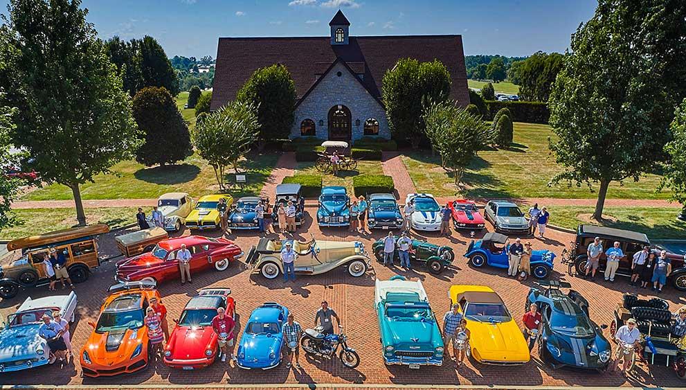 Antique Classic Cars