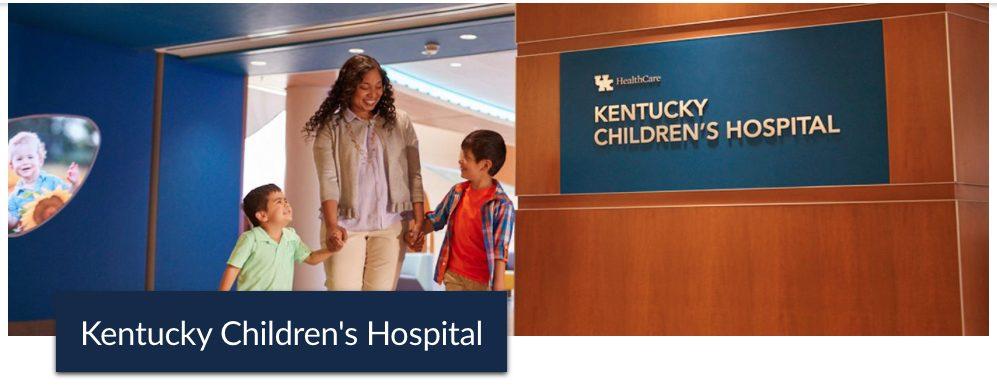 Children at the University of Kentucky