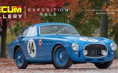 Mecum Auto Auction Glendale Arizona March 18 2021