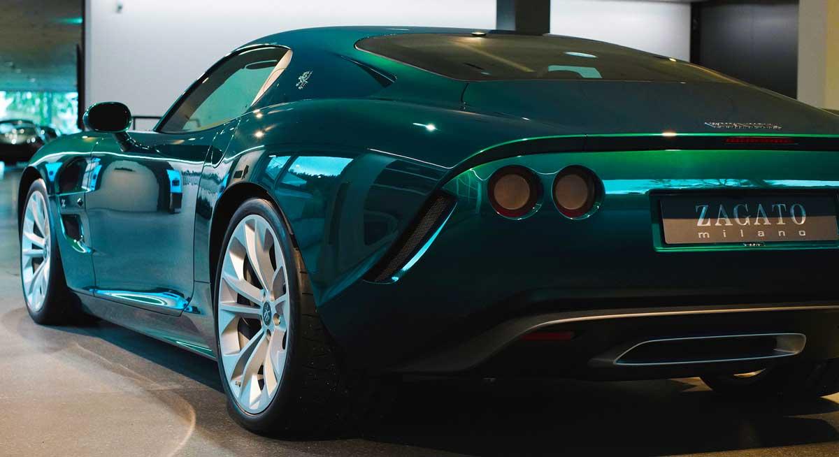 Zagato Corvette Supercar