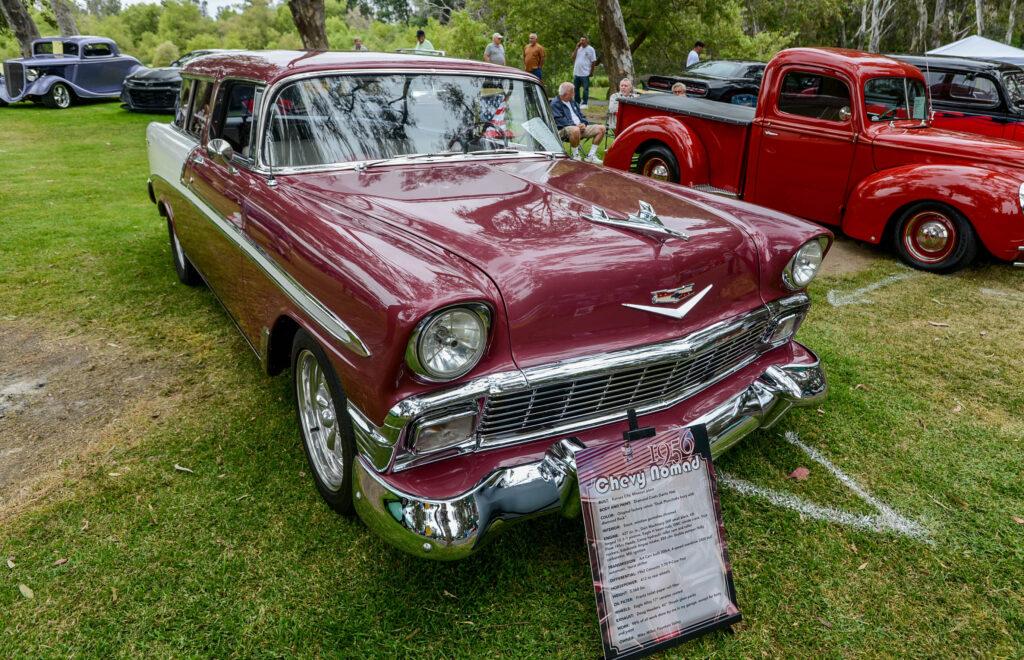 1956 Chevrolet Nomad Vehicle