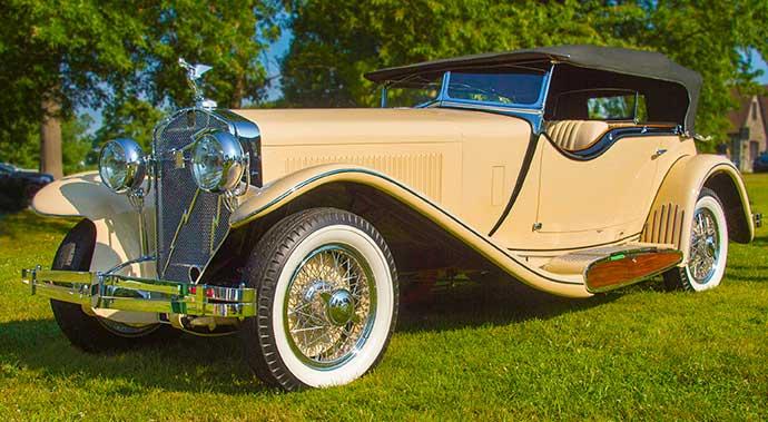 car 1933 Isota Fraschini Tipo