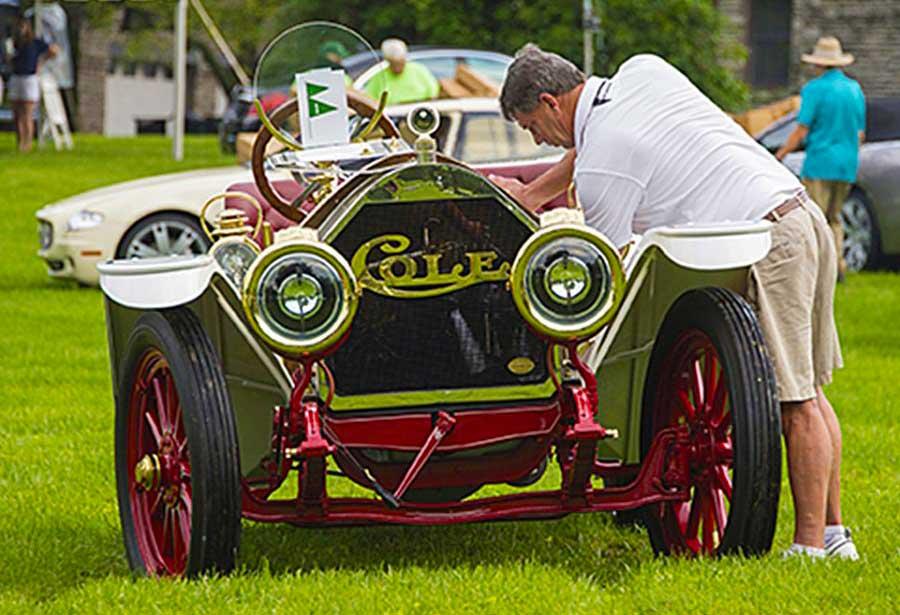 Antique Cole Car